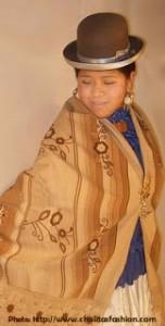 manta de vicuña