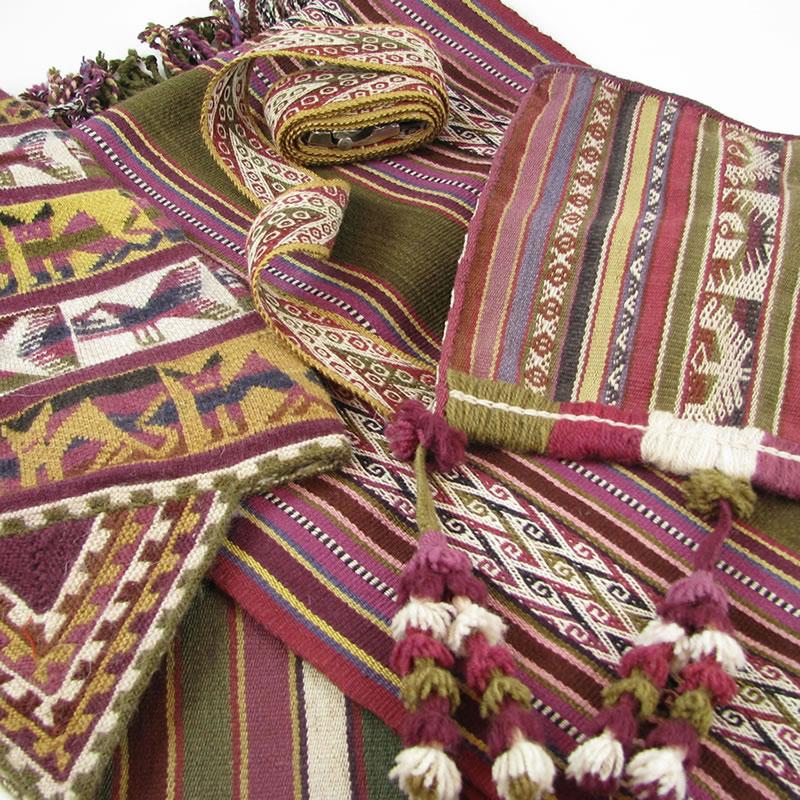 Artesanias típicas de Bolivia  d56317615f1