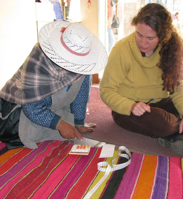 precios justos en Ayni Bolivia